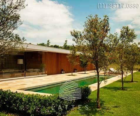 Fazenda Boa Vista - Casa de frente ao Golfe (Arnold Palmer)